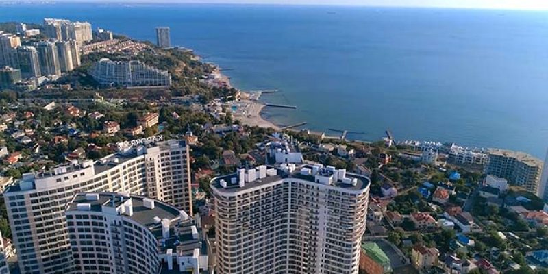 Luxury 3BR brand new sea view apartment in Arcadia