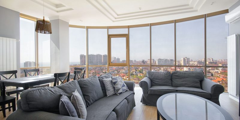 Panoramic seaview 4 rooms apartment in Arcadia