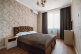 Cozy nice  3 rooms appartment in Gagarin Plaza